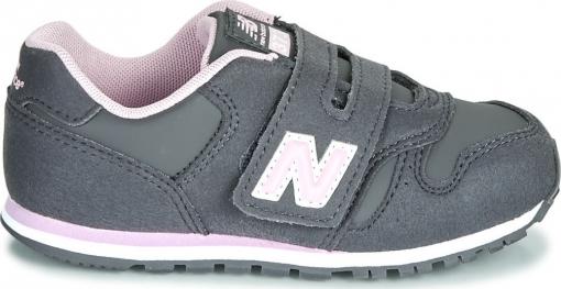 zapatillas new balance niña grises