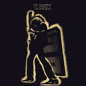 Lp. T Rex. Electric Warrior -lp-