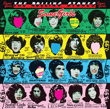 Lp. The Rolling Stones. Some Girls (lp)