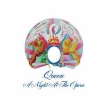 Cd. Queen. A Night At The Opera -2011 Remaster-