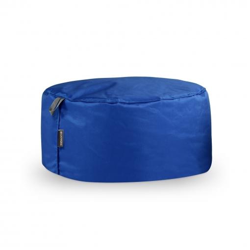 Puff Redondo Naylim Impermeable Azul Happers Único