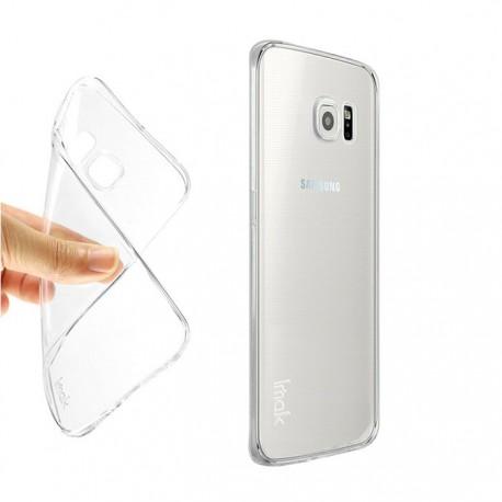 b2b7847b900 Funda Silicona Samsung Galaxy S7 ( G930f ) Transparente, Gel Tpu 0.33 Mm