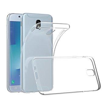 f01bfeb9a89 Funda Silicona Samsung Galaxy J7 2017 ( J720 J730 ) Transparente, Gel Tpu  0.33 Mm