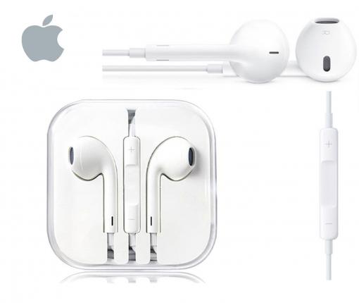 cd370aa84c0 Auriculares Earpods Originales Apple Md827zm/b ( Jack 3.5 Mm ) Iphone 6s 6  Se 5s 5c 5 4s 4 3gs 3g Plus con Ofertas en Carrefour | Las mejores ofertas  de ...