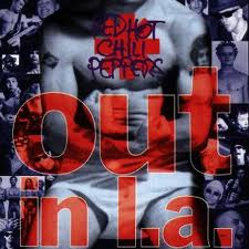 Cd. Red Hot Chili Pepper. Out In L.a.