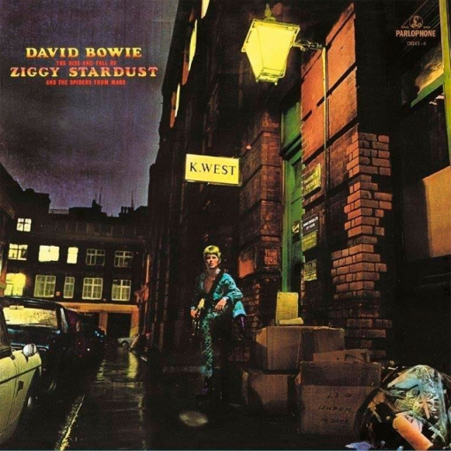 Lp. David Bowie. The Rise And Fall Of Ziggy Stardu