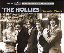 Cd. The Hollies. Changin` Times