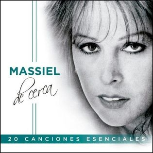 Cd. Massiel. Massiel De Cerca - Jewel