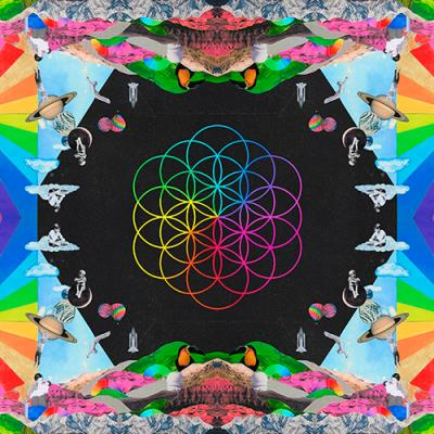 Cd. Coldplay. A Head Full Of Dreams