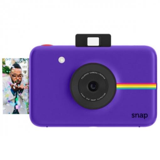 Cámara Digital Polaroid Snap Púrpura Con Impresión Instantánea   Las ... 3986ba1059