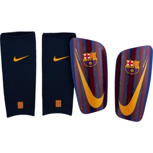 Espinilleras Nike Mercurial Lite Fc Barcelona 18 19 Blaugrana Adulto ... dd7c744fc02