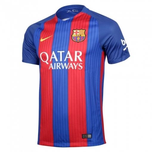 Camiseta F.c Barcelona 1ª Azulgrana 2016 17 Niño  a2aac3a1745