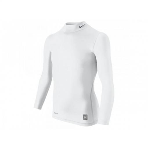 5765167615 Camiseta Termica Nike Blanca Niño