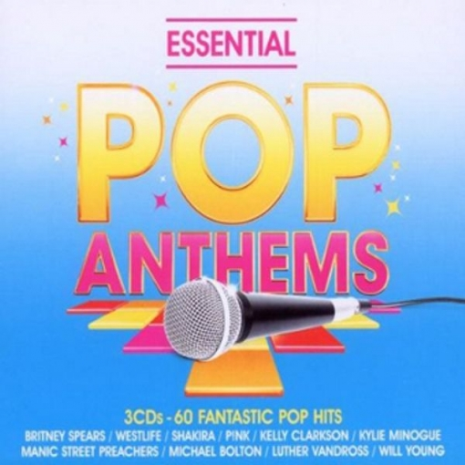 Essential Pop Anthems - Classic 80s, 90s And Curren