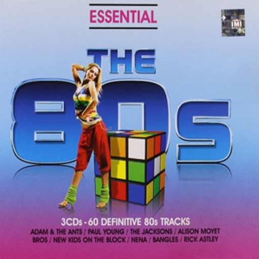Essential - 80s Classic Eighties Pop And Rock Hits