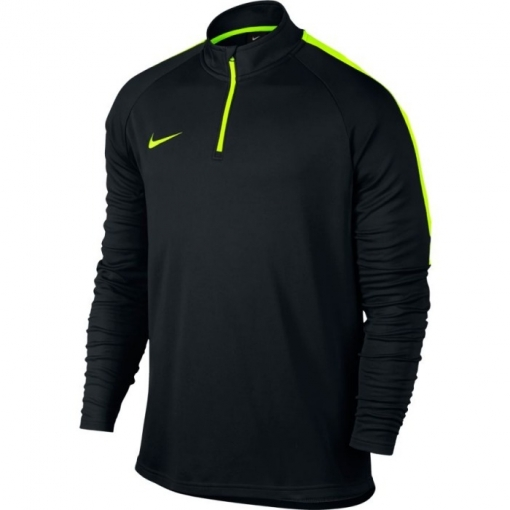 Las Nike Academy Negrolima Dry De Mejores Adulto Ofertas Sudadera Hfq76