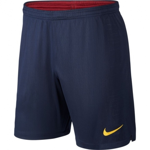 Pantalón Corto Nike F.c Barcelona 18 19 Marino Adulto  c0880702db0