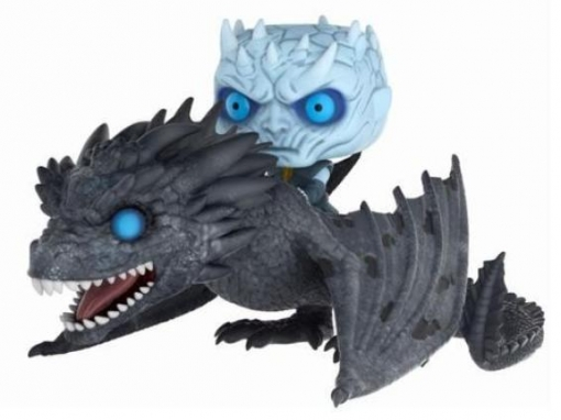 Figura Pop Game Of Thrones Night King On Dragon