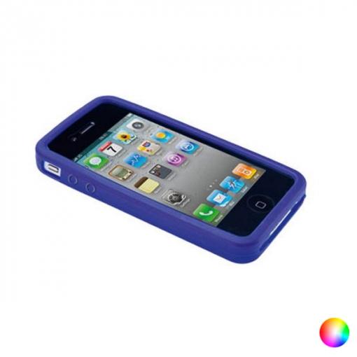 Funda Para Móvil Iphone 4 4s 5 5s Se Silicona 143964 Con Ofertas En Carrefour Las Mejores Ofertas De Carrefour