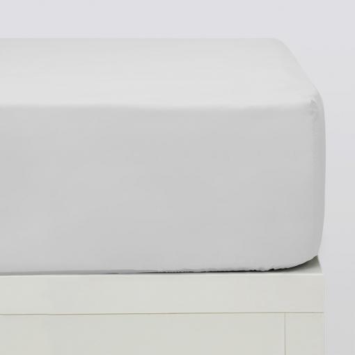 Sabanas Bajeras Blanco Basic Plus - Medidas Cama - Cama De 180cm
