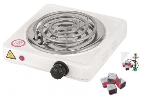 Cocina electrica para shisha cachimba carbon hornillo 1000w 1 fuego placa las mejores ofertas - Cocina electrica carrefour ...