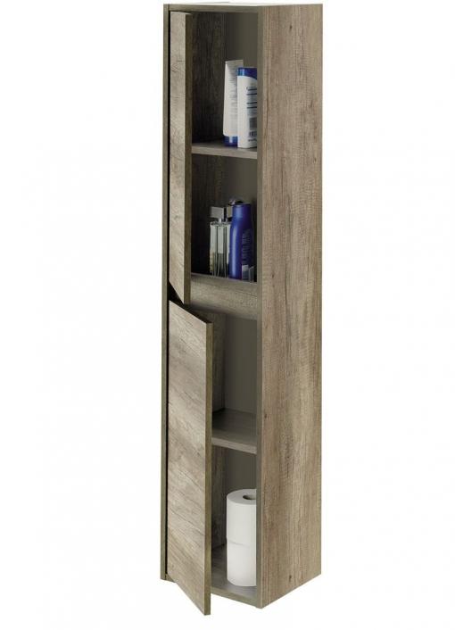 Mueble de ba o columna 2 puertas las mejores ofertas de - Ofertas muebles de bano ...
