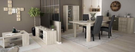 Pack Muebles Salón Comedor Completo Diseño Moderno