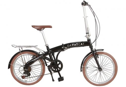 Bicicleta Plegable De Diseño Dean 1955 - Da'fatcat