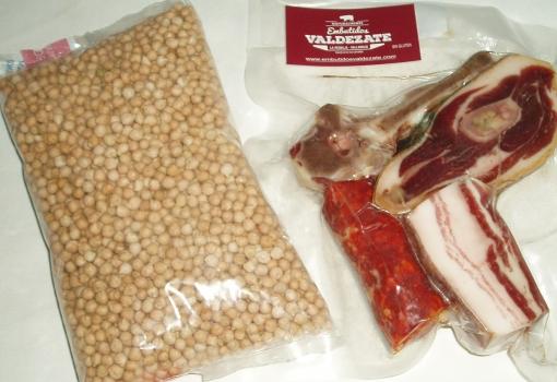 Pack: Preparado Para El Cocido Y Garbanzos (1,5kg Aprox)