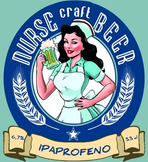 Cerveza Nurse Ipaprofeno Pack 12