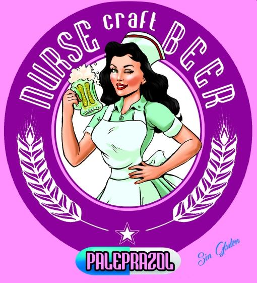 Cerveza Nurse Paleprazol (sin Gluten) Pack 6
