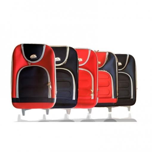 d14ebfca3 Maleta Cabina Tela Negra/negra   Las mejores ofertas de Carrefour