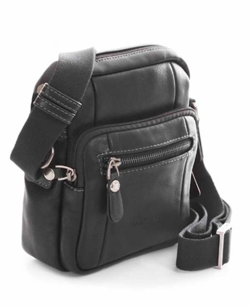 7b58f79d6 Matties Bags Bandolera Negra 19cm | Las mejores ofertas de Carrefour