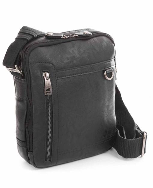 6b067e0e5 Matties Bags Bandolera Negra 24cm | Las mejores ofertas de Carrefour