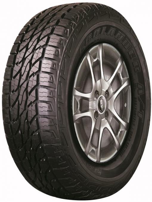Neumático Three-a Ecolander A/t 305 70 R17 121/118r