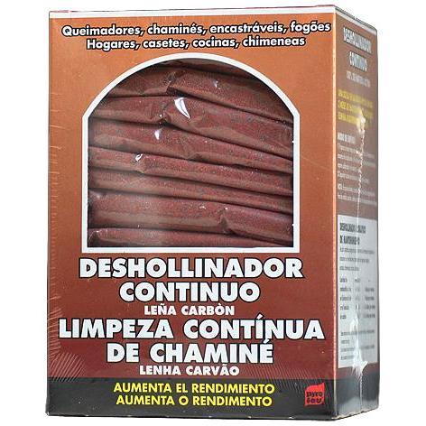Deshollinador Madera Carbon - Pqs - 30-3013-28