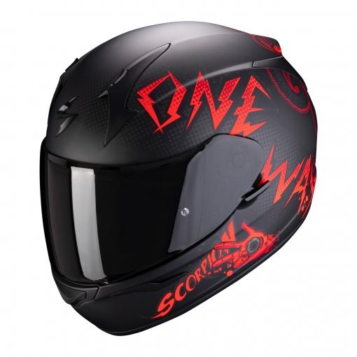 Casco Scorpion Exo-390 Oneway