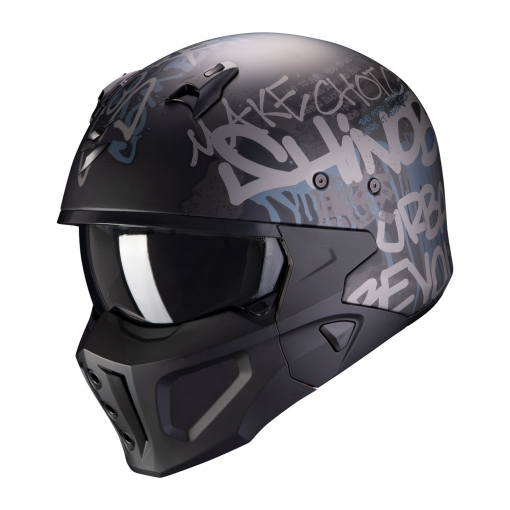 Casco Scorpion Covert-x Wall