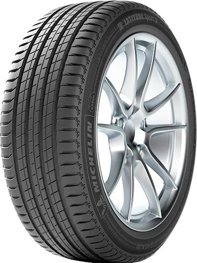 Michelin Latitude Sport-3 Zp 245 45 R20 103w Verano