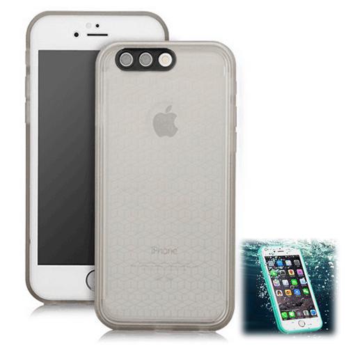 e1308919f9d Carcasa Acuatica Ultrafina Transparente Para Iphone 7 Plus - Funda  Sumergible Waterproof