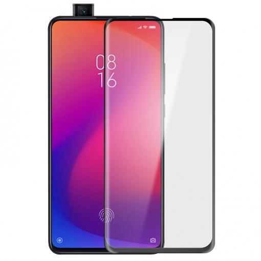 Cristal Templado 9h Biselado Para Xiaomi Mi 9t Y 9t Pro Marco Negro Con Ofertas En Carrefour Las Mejores Ofertas De Carrefour