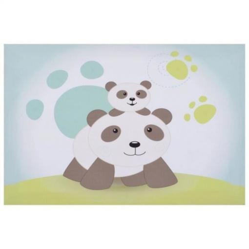 Domiva Lona Brillante Pandi Panda - 30x40 Cm