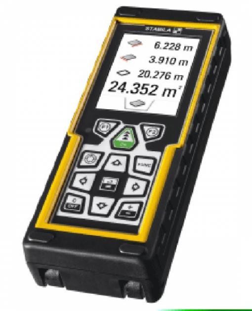Medidor Laser Con Zoom +/-1.5mm - Stabila - Ld520 - 200 M