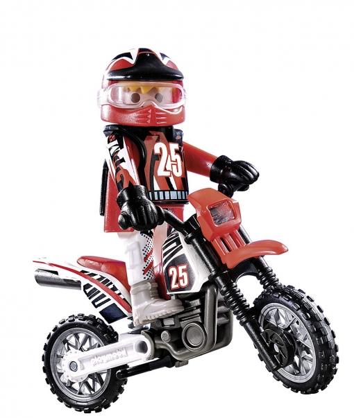 0a0067981f3 Playmobil 9357. Campeon De Motocross con Ofertas en Carrefour   Las ...
