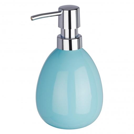 Ceramic Soap Dispens.polaris Pastel Blue