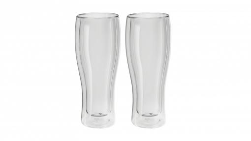 Zwilling Juego De 2 Vasos De Cerveza, 414 Ml