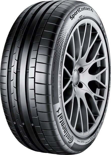 Neumático Continental Sportcontact-6 235 40 R18 95y