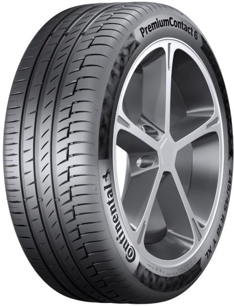 Neumático Continental Premiumcontact-6 245 45 R20 99v