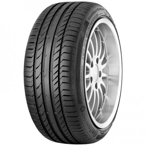 Continental 255/55 Wr19 111w Xl Contact-5 Suv , Neumático 4x4