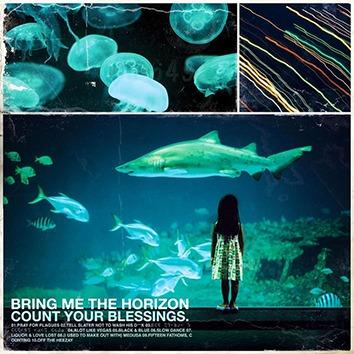 Cd. Bring Me The Horizon. Count Your Blessings - C